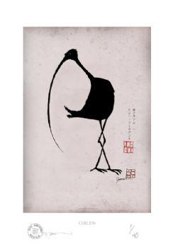 Antique Curlew